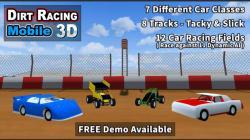 Dirt Racing Mobile 3D proper screenshot 3/6