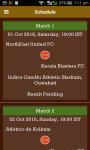 Indian Football League screenshot 2/6