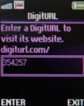 DigitURL screenshot 1/1