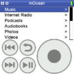 mOcean screenshot 1/1