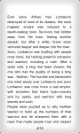Ebook -Forging of the Salvians screenshot 3/4