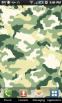 Camouflage Print Live Wallpaper screenshot 1/2