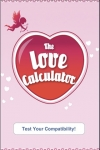The Love Calculator screenshot 1/1