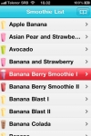 Smoothie Recipes screenshot 1/1