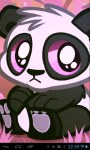 Baby panda LWP screenshot 2/4