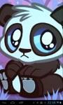 Baby panda LWP screenshot 3/4