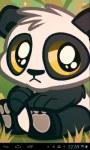 Baby panda LWP screenshot 4/4