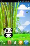 Panda Pet LWP Free screenshot 2/6