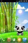 Panda Pet LWP Free screenshot 3/6