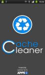 CacheCleaner screenshot 1/6