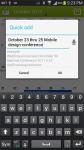 Calendar Plus Free screenshot 1/6