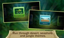 Running Warrior Wild Dash Saga screenshot 2/4