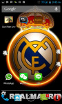 Real Madrid CF Live Wallpaper Free screenshot 1/4