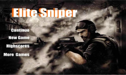 Elite Sniper-Shooting Games screenshot 1/4