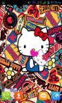Hello Kitty Live Wallpaper Best screenshot 1/5