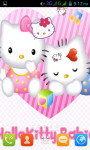 Hello Kitty Live Wallpaper Best screenshot 2/5