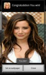 Ashley Tisdale Puzzle screenshot 6/6