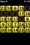 Tap The Numbers Deluxe screenshot 2/4