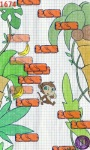 Cute Jumping Monkey screenshot 1/4