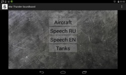 War Thunder Soundboard screenshot 1/2