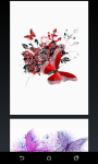 Butterfly Live Wallpaper VD screenshot 2/3