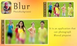 Blur Photo Background screenshot 3/6