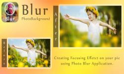 Blur Photo Background screenshot 4/6