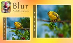 Blur Photo Background screenshot 5/6