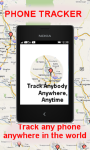 Phone Tracker GPS screenshot 1/1