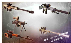 Sniper 3D Killer screenshot 2/4
