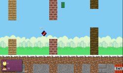 Flappy Crafters screenshot 2/3