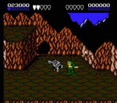 Battletoads Game For Android screenshot 1/4