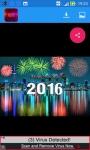 Happy New Year 2016 Wallpaper screenshot 3/6