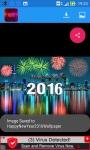 Happy New Year 2016 Wallpaper screenshot 4/6