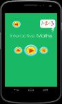 Interactive Maths screenshot 1/4