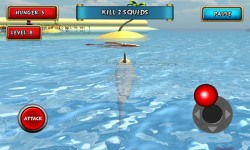 Shark Simulator Beach Killer screenshot 3/6