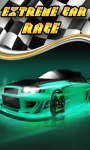 Extreme Car Race screenshot 1/3