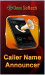 Caller Name Annoncer screenshot 1/6