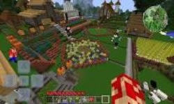 Minecraf Pocket edition 3D  screenshot 3/6