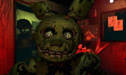 Five Nights At Freddy Demo screenshot 4/6