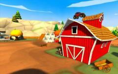 Truck Trials 2 Farm House 4x4 deep screenshot 2/6