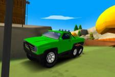 Truck Trials 2 Farm House 4x4 deep screenshot 3/6
