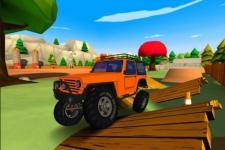 Truck Trials 2 Farm House 4x4 deep screenshot 4/6