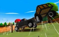 Truck Trials 2 Farm House 4x4 deep screenshot 5/6