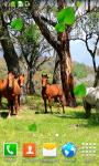 Horse Live Wallpapers Best screenshot 6/6