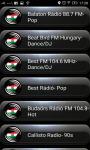 Radio FM Hungary screenshot 1/2