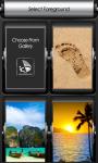 Beach Zipper Lock Screen Best screenshot 3/6
