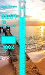Beach Zipper Lock Screen Best screenshot 6/6