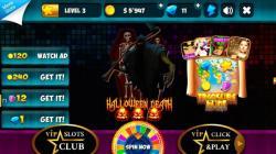 Halloween Slot VIP original screenshot 5/6
