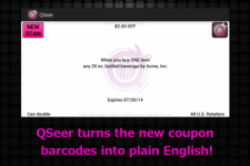 QSeer Coupon Reader active screenshot 4/6